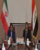 رئیس کل بانک مرکزی با مقامات عراقی گفت و گو کرد