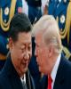 ترامپ: با وجود من چین ابرقدرت جهان نمی شود