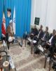 دیدار مدیرعامل بانک توسعه تعاون با نماینده ولیفقیه استان گیلان