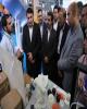 بازدیدمدیرعامل بانک انصاراز نمایشگاه بین المللی نوآوری و فناوری