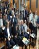 عملیات انتقال پساب از تصفیه خانه فاضلاب به شرکت فولاد مبارکه انجام شد