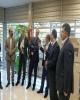 بازدید مدیرعامل بانک توسعه تعاون از شعب استان خراسان جنوبی