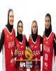 لحظاتی از دیدار بسکتبال بانوان ایران و مغولستان