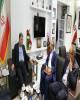 دیدار مدیرعامل بانک توسعه تعاون با استاندار خراسان جنوبی