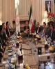 برگزاری مراسم تودیع ومعارفه روسای ادارات کل روابط عمومی بانک ملی