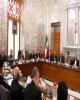 لاریجانی: بانک مرکزی از اهرم مالیات برای بازگشت ارز صادراتی استفاده کند