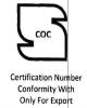 علامت ویژه استاندارد صادراتی ابلاغ شد