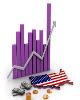 آمریکا رکورددار تراز منفی اقتصادی در جهان