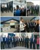 بازدید مدیرعامل بانک توسعه تعاون از طرحهای اقتصادی گچساران