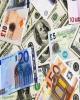 قیمت رسمی ۱۲ ارز ثابت ماند/یورو افزایش و پوند کاهش یافت