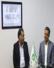 بازدید مدیرعامل بانک قرضالحسنه مهر ایران از ایبِنا