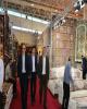 بازدید عضو هیات مدیره بانک توسعه تعاون از نمایشگاه صنایعدستی