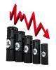 قیمت سبد نفت اوپک بیش از ۸ دلار کاهش یافت