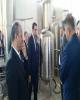 بازدید مدیرعامل بانک توسعه تعاون ومعاون تعاون از استان زنجان