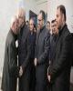 حضور مدیرعامل و عضو هیئت مدیره بانک سپه در منزل شهید زمانی نیا