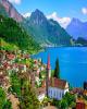نرخ بهره منفی داد سوئیسیها را درآورد