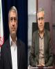 عباس عرب مازار ورضا حسینی عضو هیات مدیره بانک کشاورزی شدند