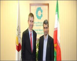 بازدید سفیر سوییس از سپردهگذاری مرکزی ایران