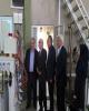 دیدار مدیر استانی بانک ایران زمین با مدیر عامل شرکت خدمات صنعتی