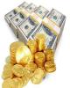 نوسان بازار سکه با روند معکوس اونس و دلار
