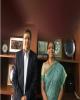 دیدار مدیرعامل بیمه اتکایی GIC هند با رئیس کل بیمه مرکزی
