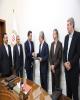 خاتونی به عنوان عضو جدید هیات مدیره بانک ملی ایران معارفه شد