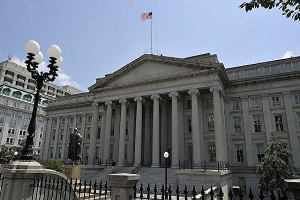 خزانهداری آمریکا ۳ تریلیون دلار قرض میگیرد/ثبت یک رکورد جدید